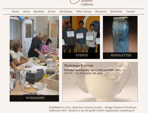 American Ceramic Society of Southern California