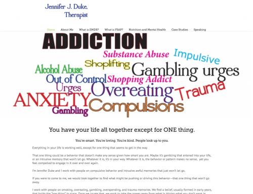 Jennifer Duke – Therapist